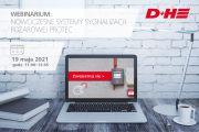 Webinarium D+H z certyfikatem
