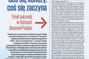 Finał sukcesji w SCHRACK SECONET POLSKA